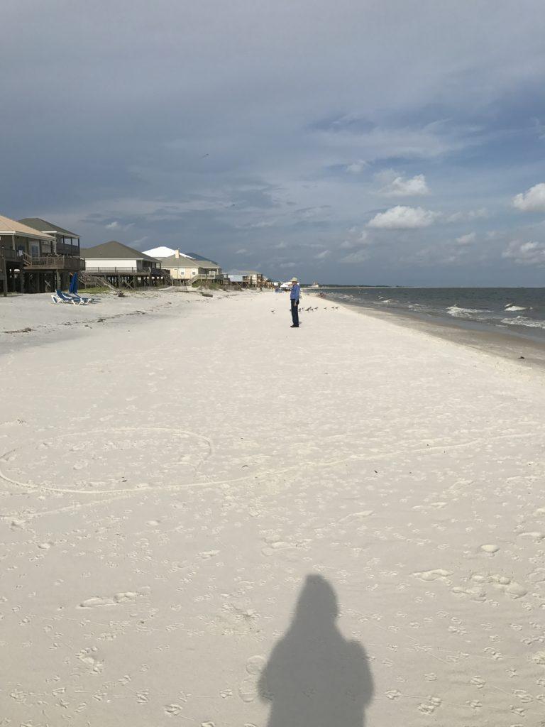 Walkin' On Sunshine Beach